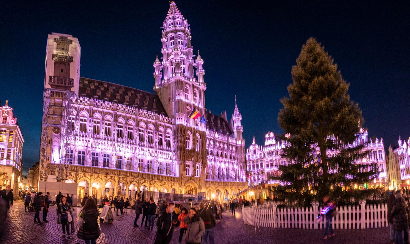 Grand-Place Grote Markt Brüssel